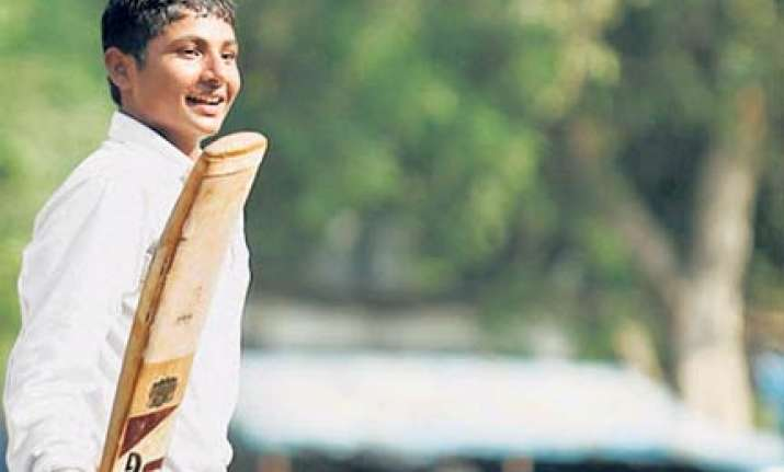 mumbai kid sarfaraz is new sachin in the making