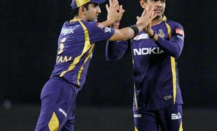gambhir hopes narine will emerge a better bowler