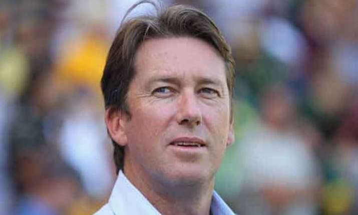 mcgrath unhappy with quality of bowling in world cup 2015