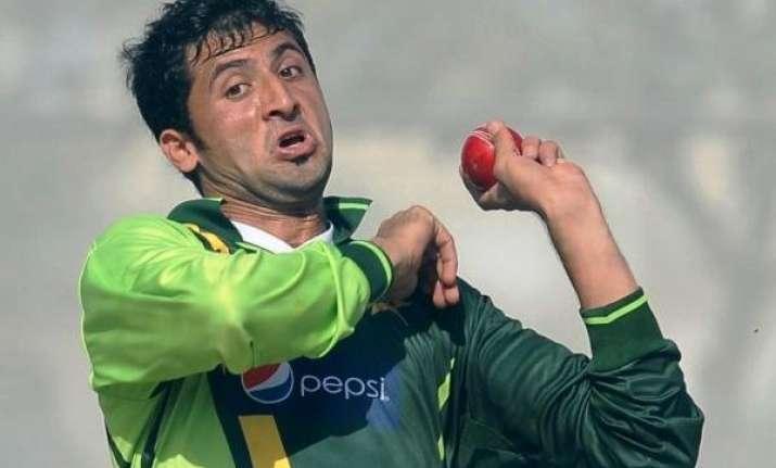 world cup 2015 another jolt for pakistan injured junaid