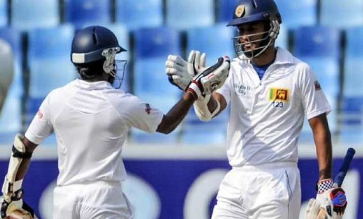 nz vs sl sri lanka 84 0 at stumps on day 2 1st test vs new
