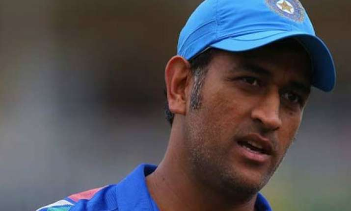 ind vs wi we didn t play to our potential says skipper dhoni