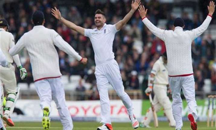 nz vs eng new zealand mounts recovery after anderson passes