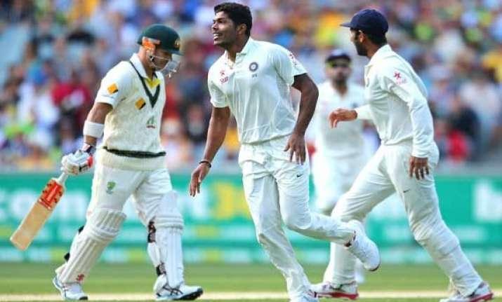 australia vs india scoreboard third test at stumps day 1