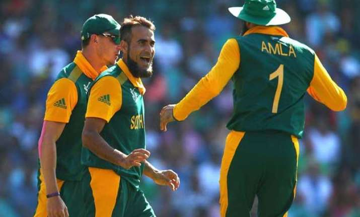 world cup 2015 south africa beats sri lanka to qualify for