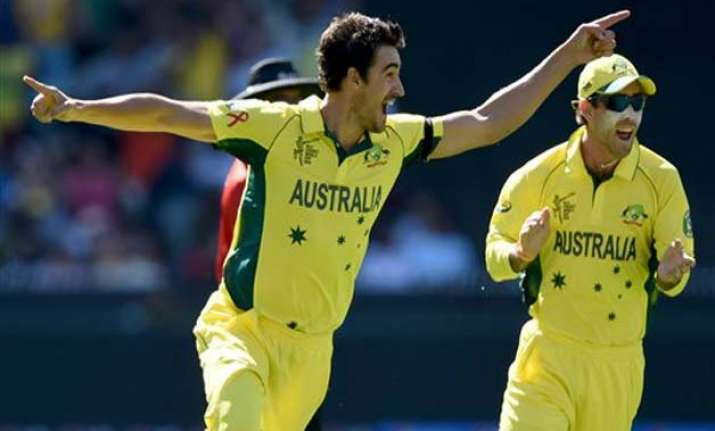 starc s perseverance pays off with cricket world cup honors