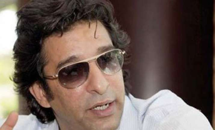 wasim akram says just let the players relax