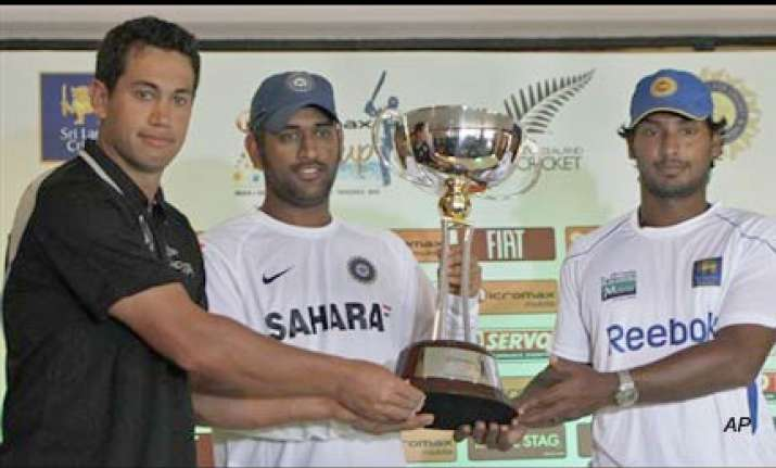 tri series is good preparation for world cup taylor