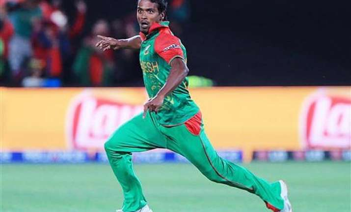 world cup 2015 rubel hossain who became a hero for