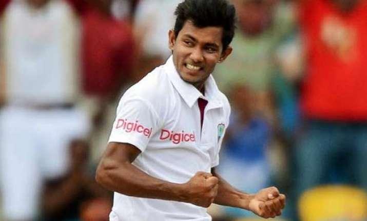 west indies counting on bishoo in 2nd test vs england