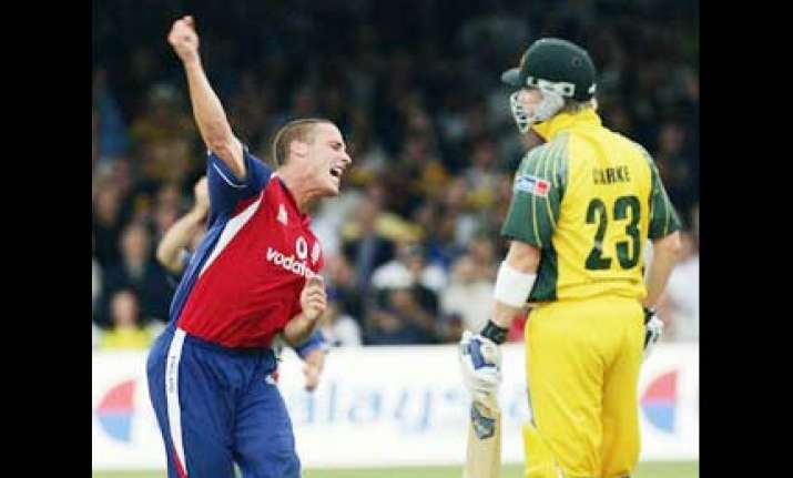 ashes the backdrop for eng oz one dayers