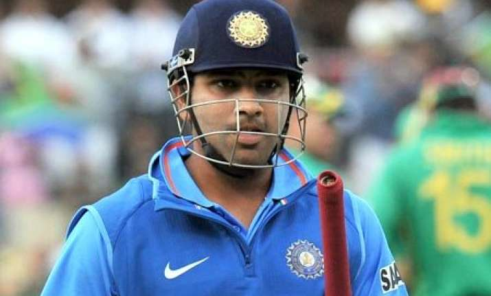 ready for australia s pace challenge rohit