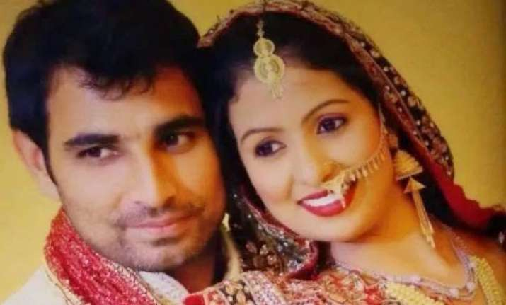 mohammed shami becomes father of baby daughter