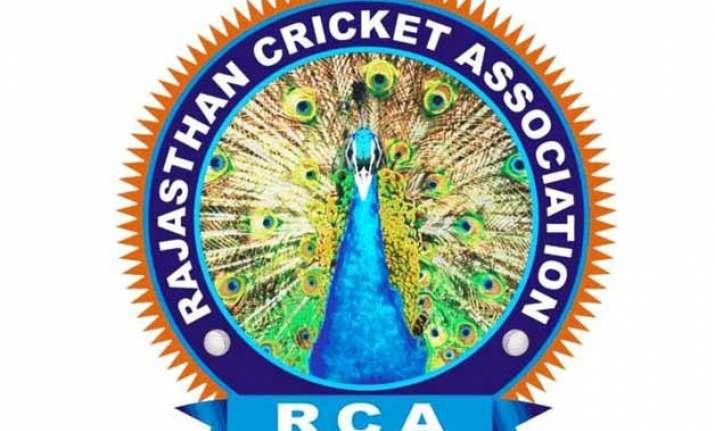 hc orders sealing of rajasthan cricket association office