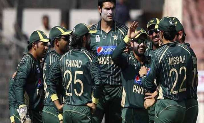 world cup 2015 will unpredictable pakistan crash out or