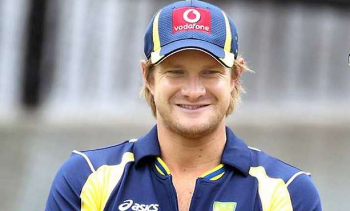 world cup 2015 shane watson to raise money for charity