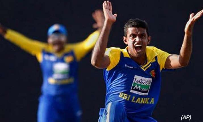 maharoof s hat trick sinks india to a heavy defeat