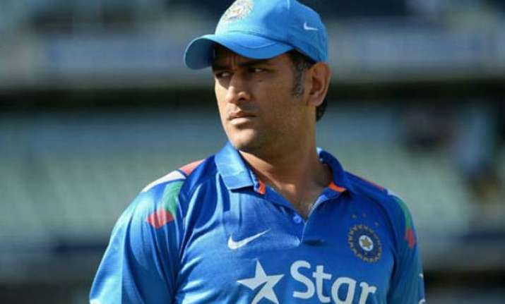 our plans scuttled after eden washout says ms dhoni