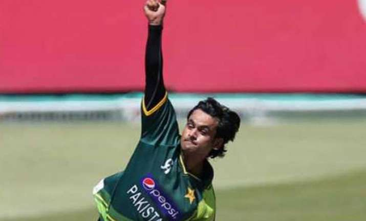 pcb shows urgency to get hafeez s action cleared before wc