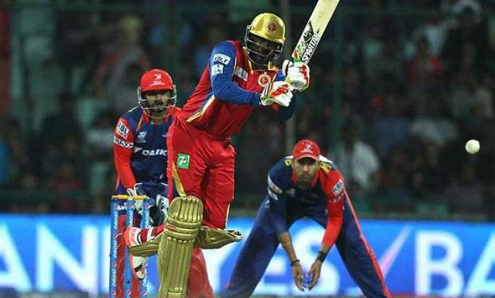 ipl 8 rcb canter to 10 wicket win over daredevils