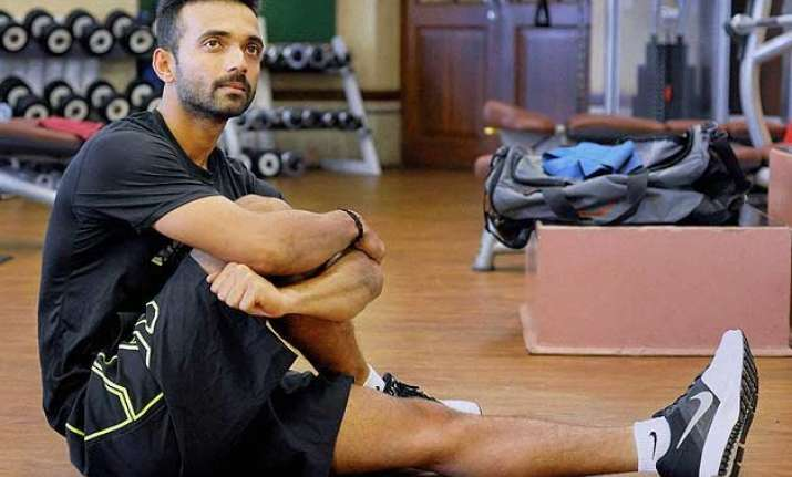 10 must know facts about ajinkya rahane new captain of team