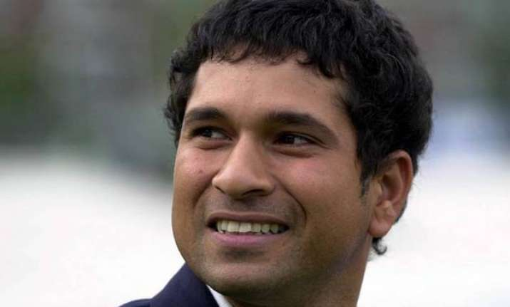 sachin tendulkar bats for cricket in olympics
