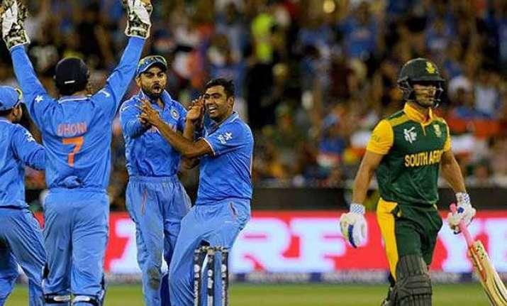 india south africa cricket series named gandhi mandela