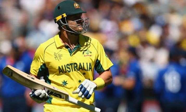 world cup 2015 australia s shane watson hungry to return to