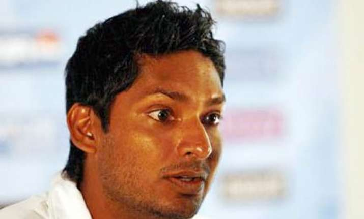 sangakkara calls for special effort to beat india
