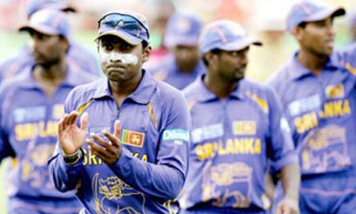 lankans not keen to play one dayer before test series