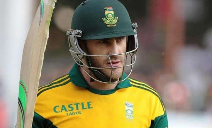 our best bowling performance says sa t20 captain du plessis