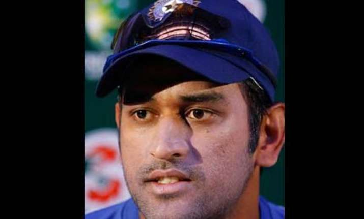unhappy with pitch dhoni walks out of practice session