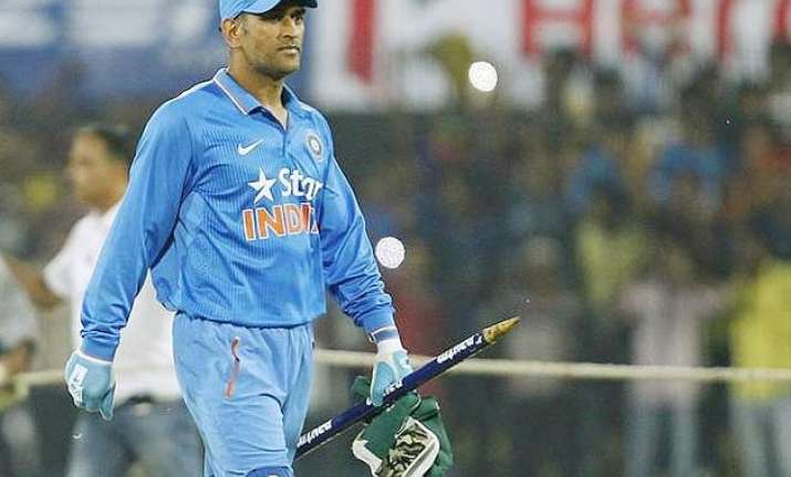 dhoni was fantastic with his captaincy harbhajan