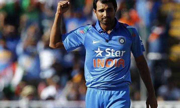 world t20 in mind bcci may not risk shami in last 2 south