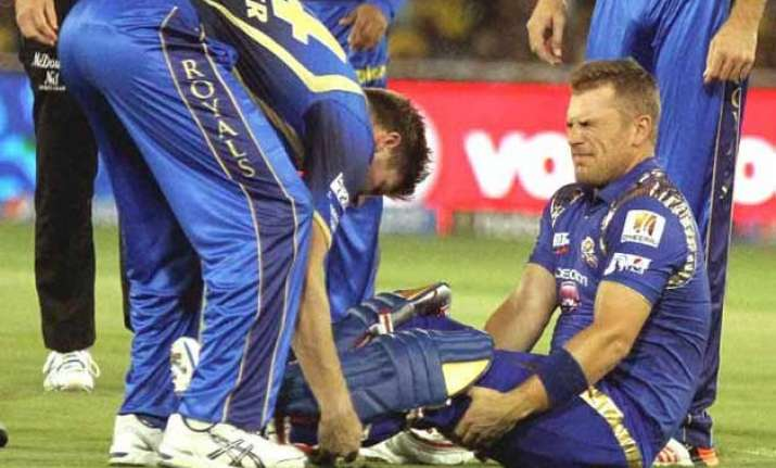 finch s replacement to be decided after csk game rohit