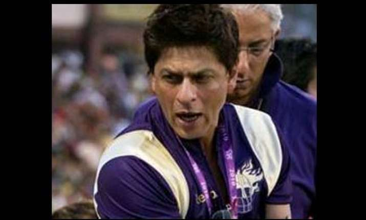 srk says he is disappointed with kkr performance