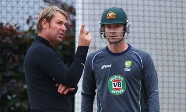 world cup 2015 warne s spin mantra for clarke ahead of semis
