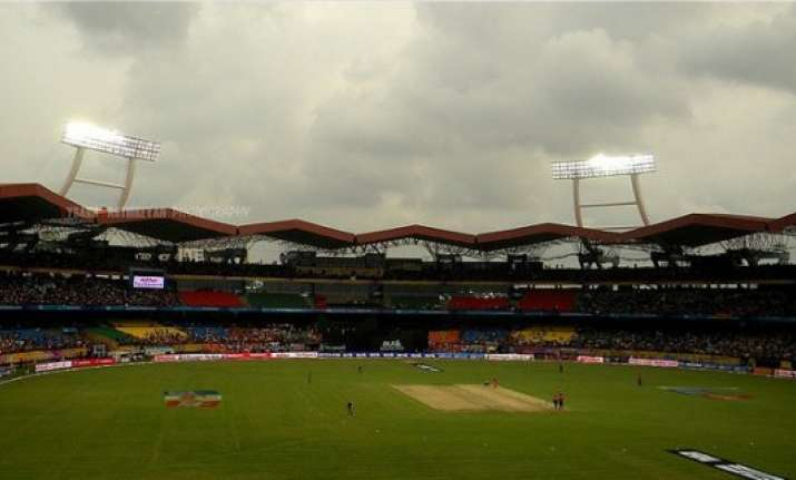 rain threat over kochi odi