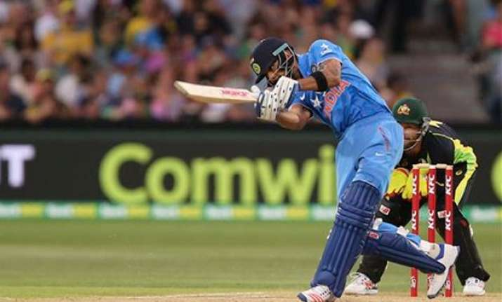 india beat australia by 37 runs in 1st t20i at adelaide