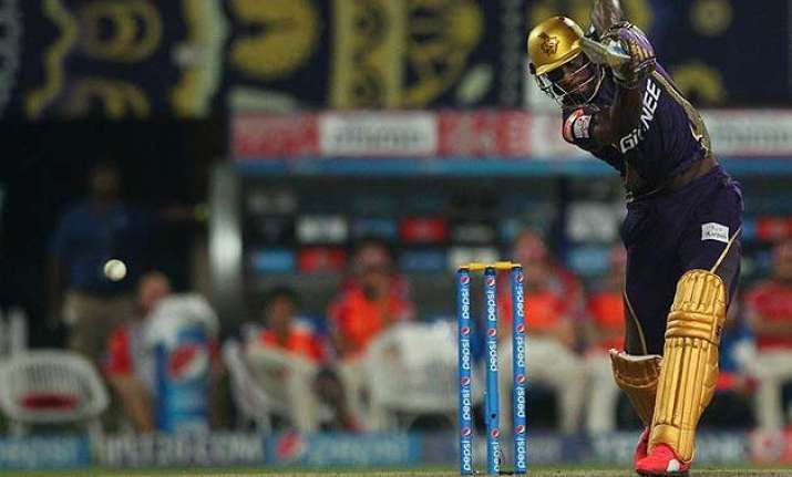 ipl 8 russell chawla lead kkr to thrilling win over punjab