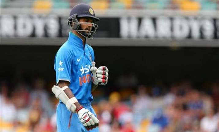 tri series 2015 india look to sort out batting woes before