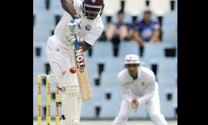 west indies openers fall after good start on day 3 lunch