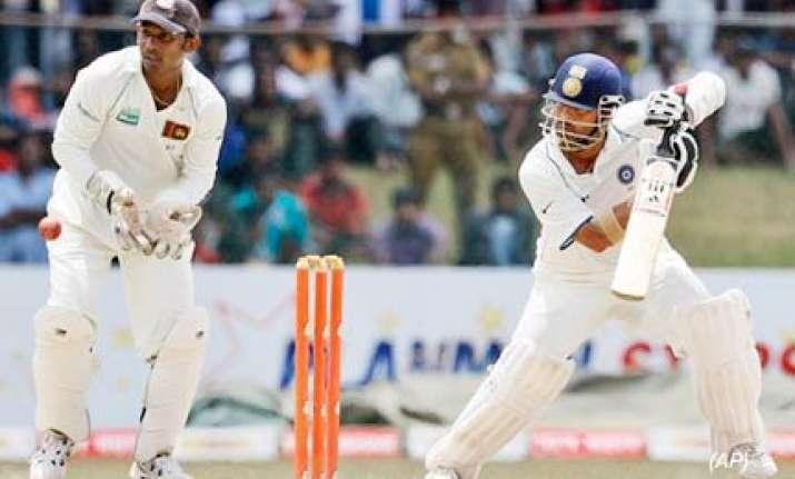 laxman tendulkar steer india to series levelling win over sl