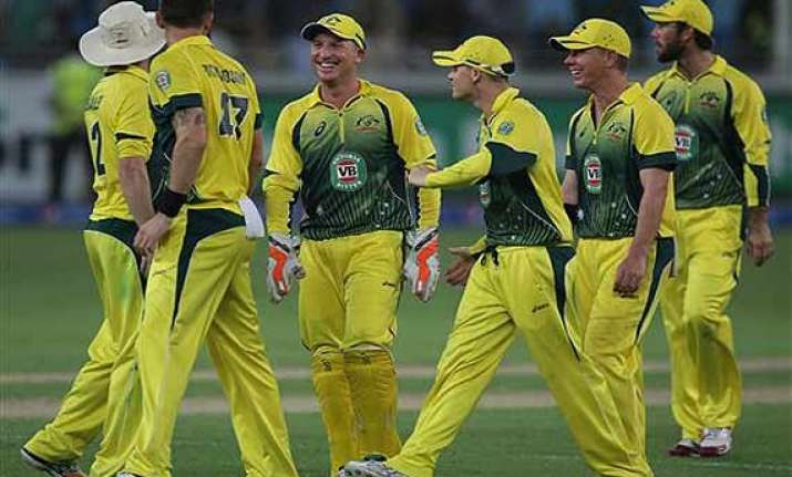 top ranking means nothing for world cup says aussies