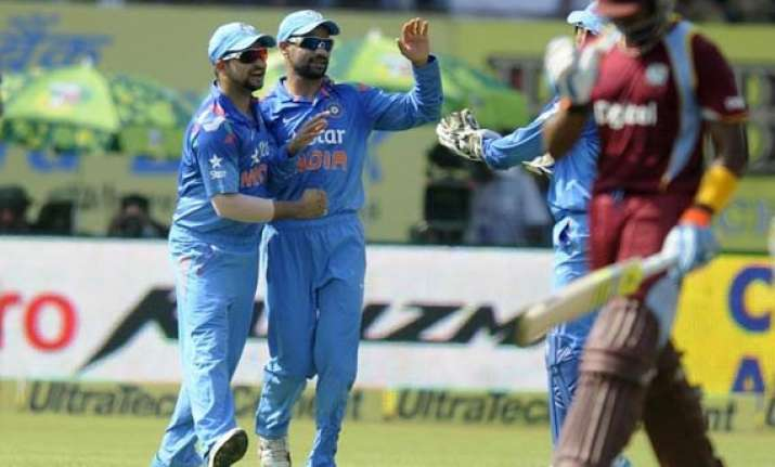 live reporting india beat west indies by 48 runs 2nd odi