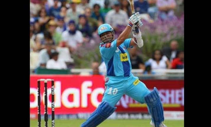 dhawan tendulkar guide mumbai to facile win over chennai