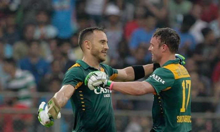 ind vs sa 3 south african batsmen smash tons to equal world