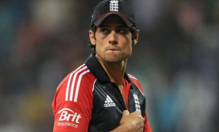 cook suspended for one odi after 2nd over rate offence