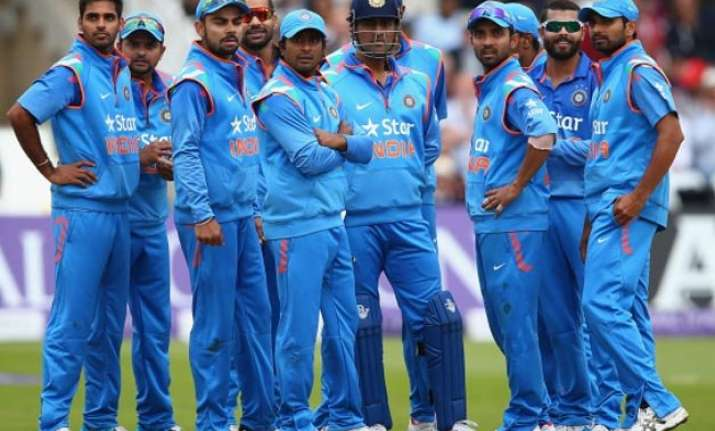 world cup 2015 india ready to hit zimbabwe for a six