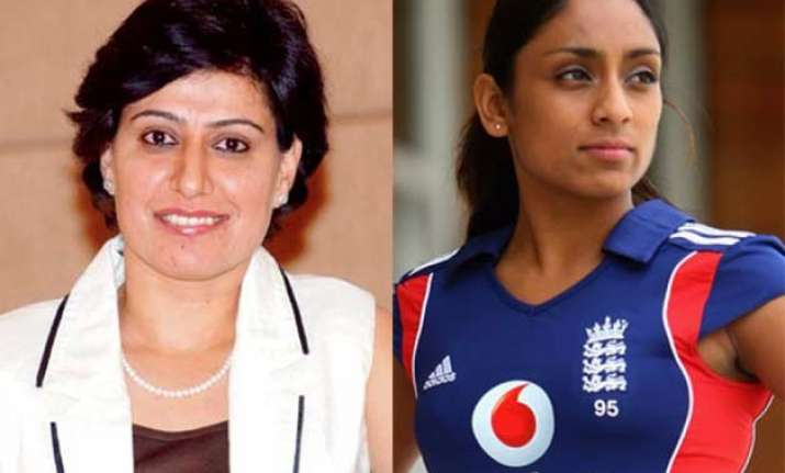 Former women cricketers from around the world are part of ...